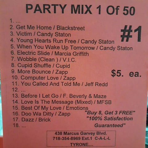 Party CD #1
