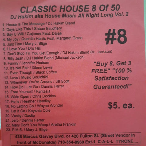 FREE Sample download House #8