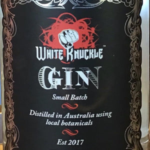 White Knuckle Gin