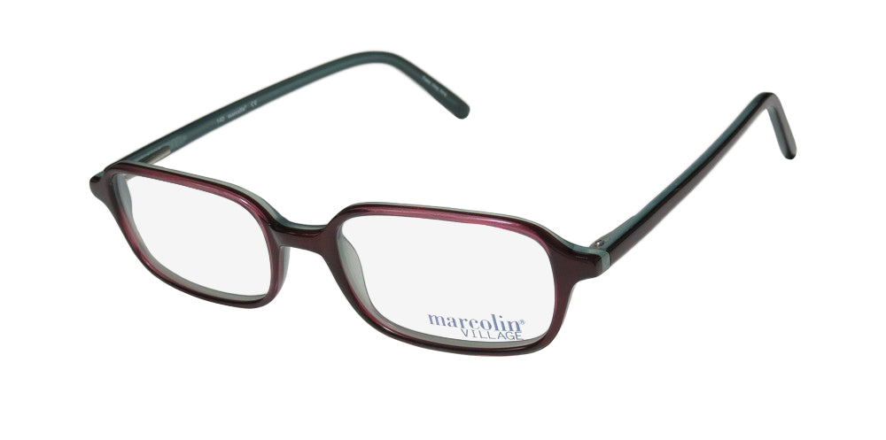 Marcolin 771 Casual Modern Color Combination Eyeglass Frame/Glasses/Eyewear