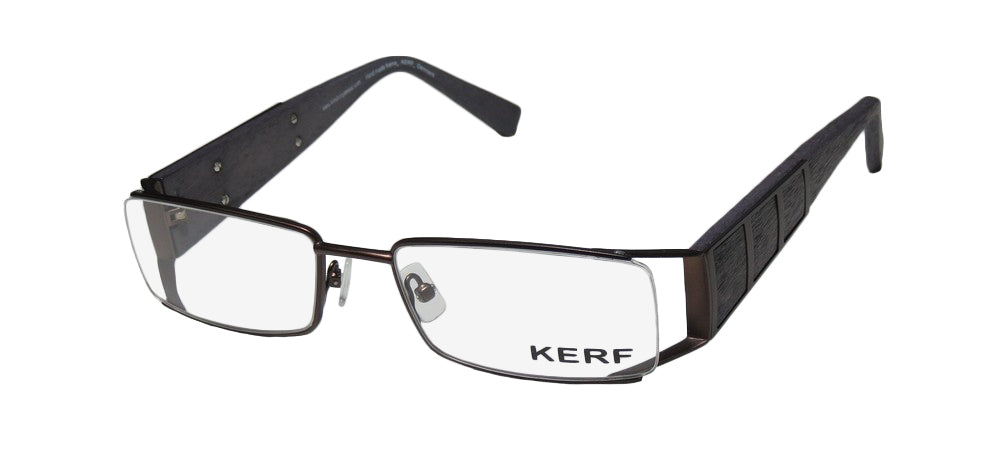 Kerf 850 Hand Made Upscale Trendy Full-Rim Eyeglass Frame/Glasses/Eyewear