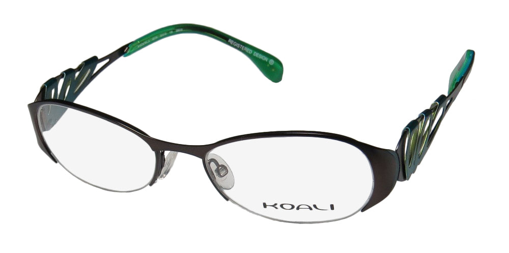 Koali By Morel 6915k Unique Design Stunning Eyeglass Frame/Glasses/Eyewear