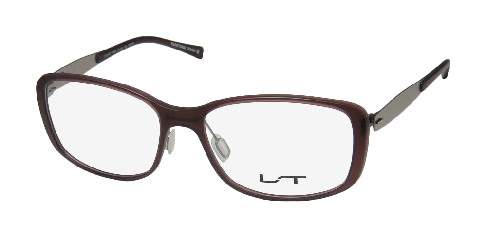 Lightec By Morel 7035l Gorgeous Must Have Cold Insert Eyeglass Frame/Glasses