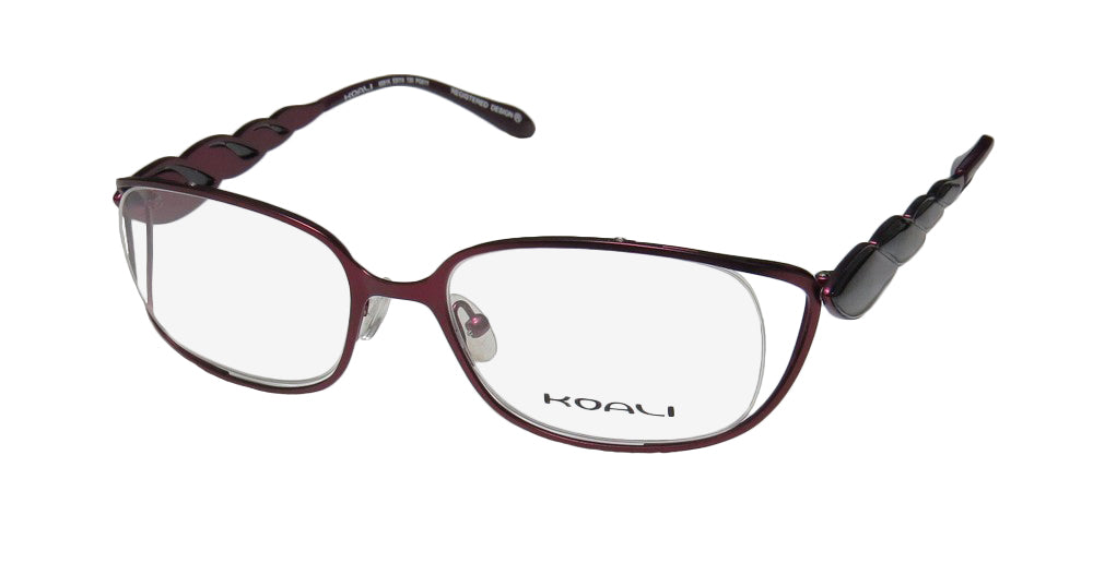 Koali By Morel 6981k Gorgeous Chic Elegant Hip Modern Eyeglass Frame/Eyewear