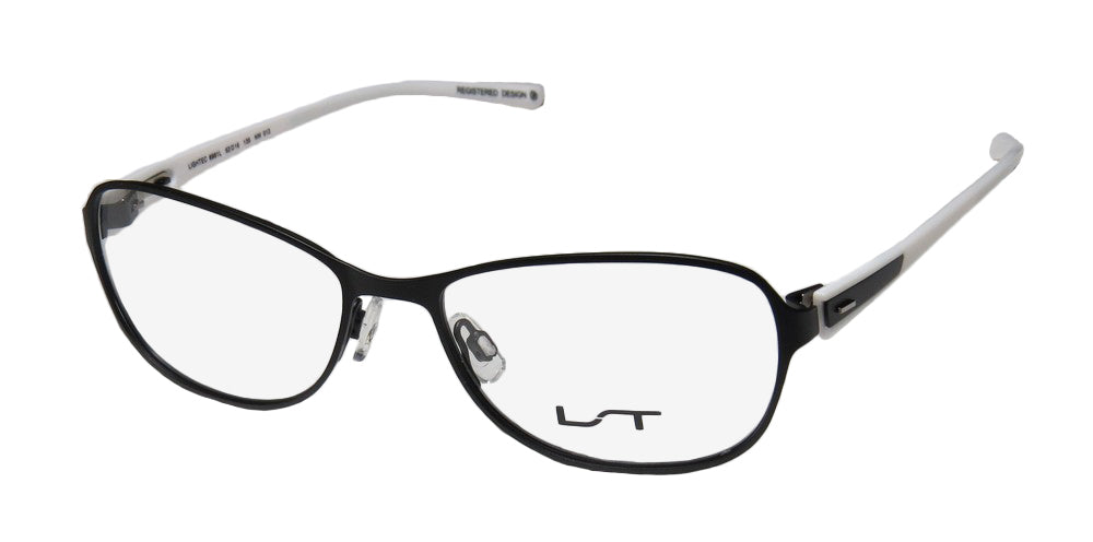 Lightec By Morel 6961l Stainless Steel Trendy Genuine Eyeglass Frame/Glasses
