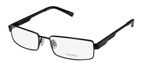 Kyusu 1109 Durable Rare Hard Case Vision Care Eyeglass Frame/Glasses/Eyewear