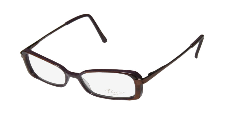 Thalia Belona Hard Case Contemporary Full-Rim Eyeglass Frame/Glasses/Eyewear
