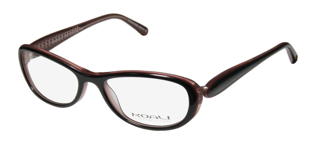 Koali By Morel 7183k Affordable Brand Name European Eyeglass Frame/Glasses