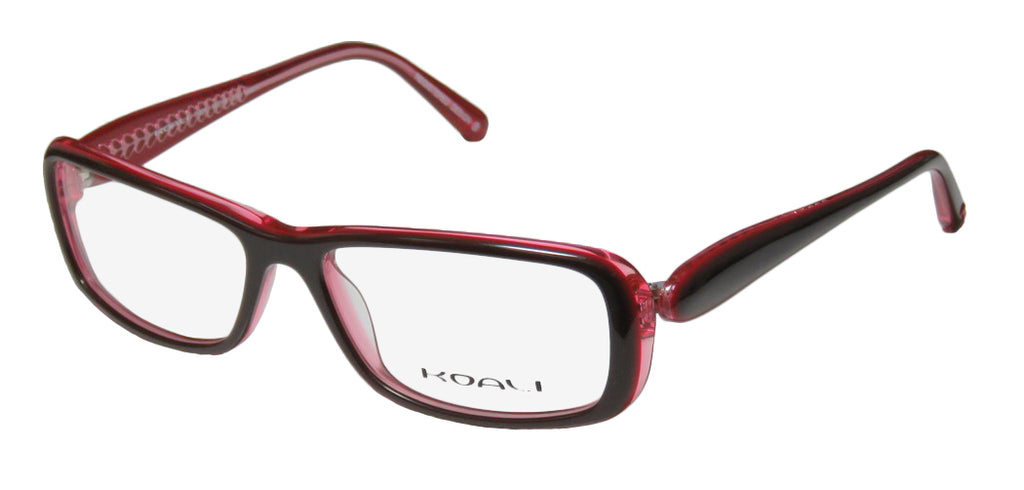 Koali By Morel 7182k Simple & Elegant Original Case Eyeglass Frame/Glasses