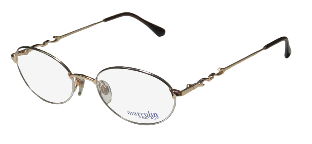 Marcolin 7191 Sophisticated Hip Eyeglass Frame/Glasses/Eyewear Made In Italy