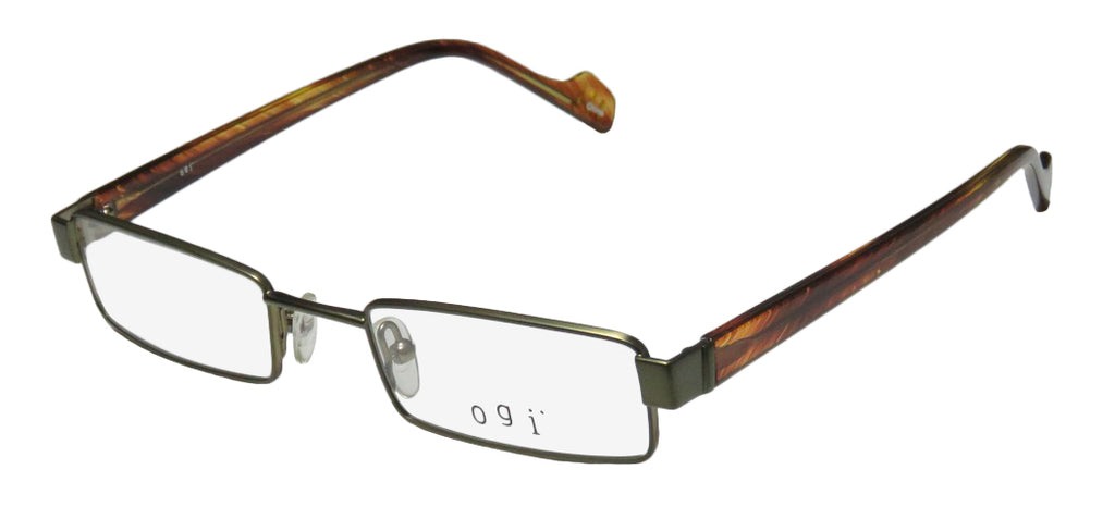 Ogi 2201 Highest Quality Hip Elegant Optical Eyeglass Frame/Glasses/Eyewear