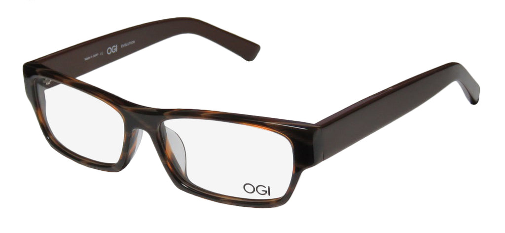 Ogi 3108 Popular Shape Durable Hard Case Hip Eyeglass Frame/Eyewear/Glasses