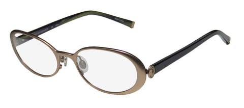 Trussardi 12502 High Quality Trendy Titanium Eyeglass Frame/Glasses/Eyewear