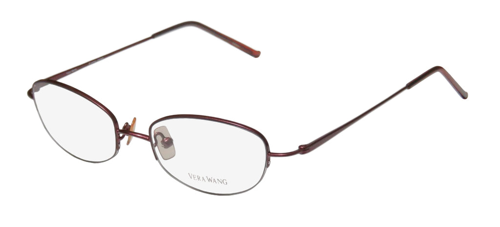 Vera Wang V27 Demo Lens Durable Original Case Eyeglass Frame/Glasses/Eyewear