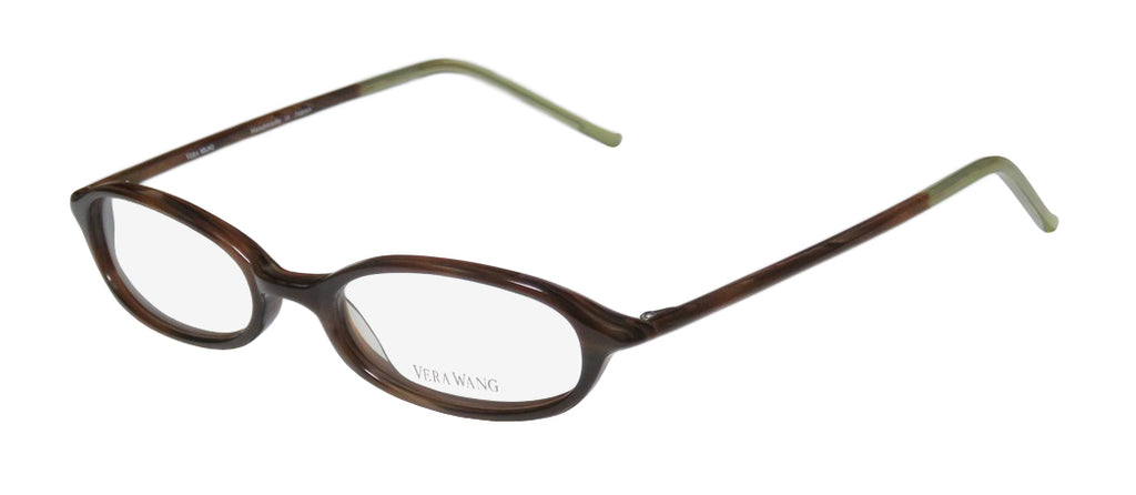Vera Wang V134 Comfortable Eyeglass Frame/Glasses/Eyewear Handmade In Japan