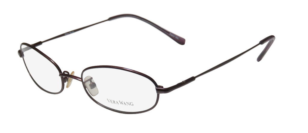 Vera Wang V17 Eyeglass Frame/Glasses/Eyewear Ophthalmic Imported From Italy