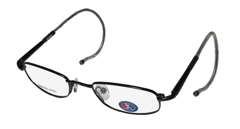 Little League Baseball Bruiser Stainless Steel Trendy Eyeglass Frame/Glasses