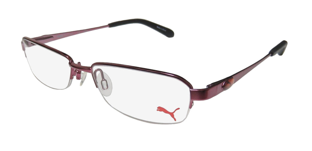 Puma 15364 Giga Adult Size Casual Vision Care Eyeglass Frame/Glasses/Eyewear
