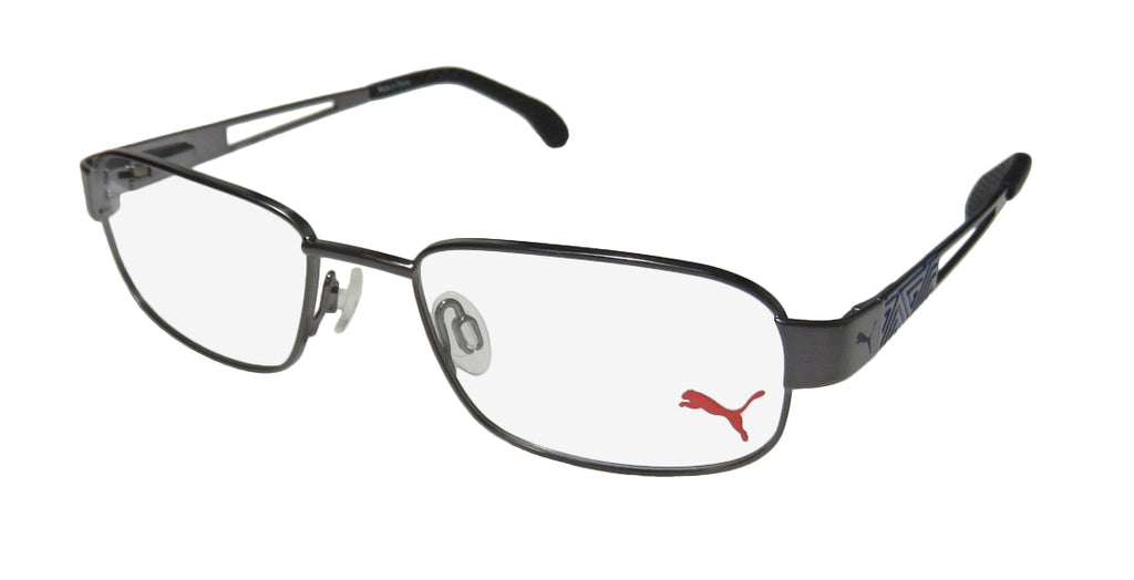 Puma 15417 Gr Full-rim Womens/Mens Eyeglasses Frames