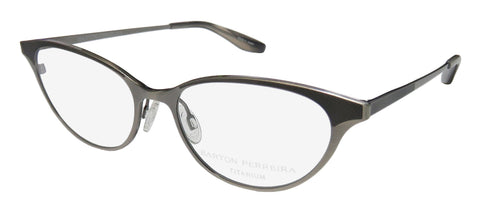 Barton Perreira Songbird Titanium Cat Eyes Eyeglass Frame/Glasses/Eyewear