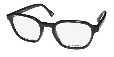 Jack Spade Barnes Authentic Collection Classic Shape Eyeglass Frame/Eyewear