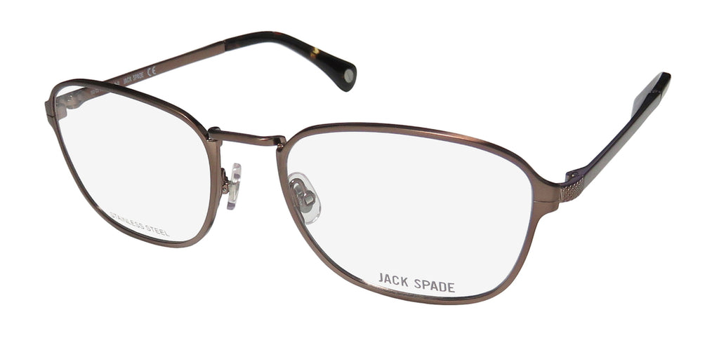 Jack Spade Samuel Classic Shape Authentic Distinct Eyeglass Frame/Glasses