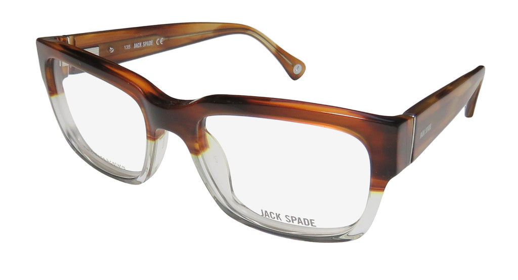 Jack Spade Grant Brand Name Classic Design Clearance Eyeglass Frame/Glasses