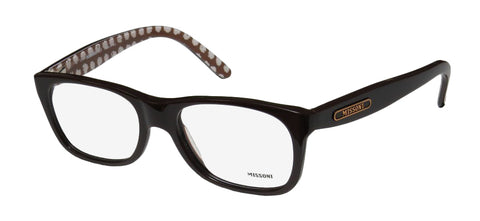 Missoni 11202 Signature Logo Ultimate Comfort Eyeglass Frame/Glasses/Eyewear