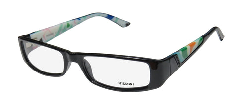 Missoni 05201 Trendy Stunning Eyeglass Frame/Glasses/Eyewear Made In Italy