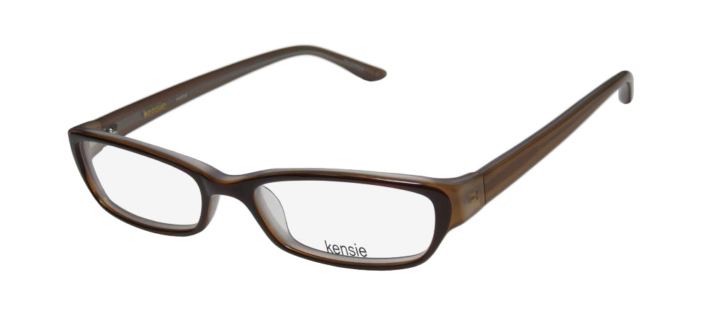 Kensie Evolve Authentic Contemporary Sleek Cat Eye Eyeglass Frame/Glasses