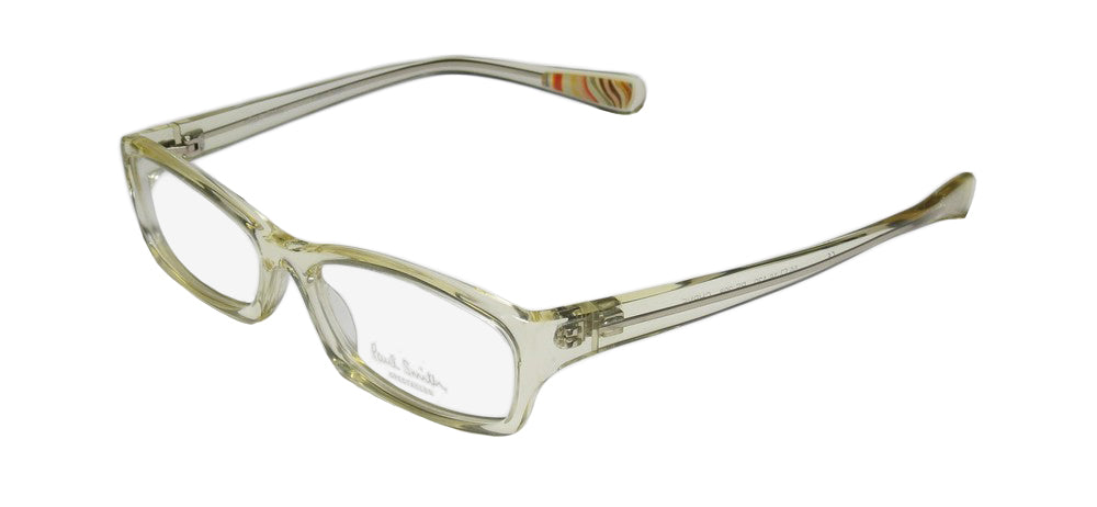 Paul Smith 298 Affordable Adult Size Modern Eyeglass Frame/Eyewear/Glasses