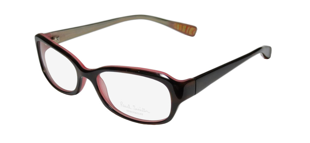 Paul Smith 289 Fabulous Upscale Hip Hard Case Eyeglass Frame/Eyewear/Glasses