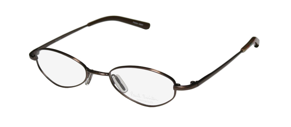 Paul Smith 198 Simple & Elegant Classic Shape Eyeglass Frame/Glasses/Eyewear