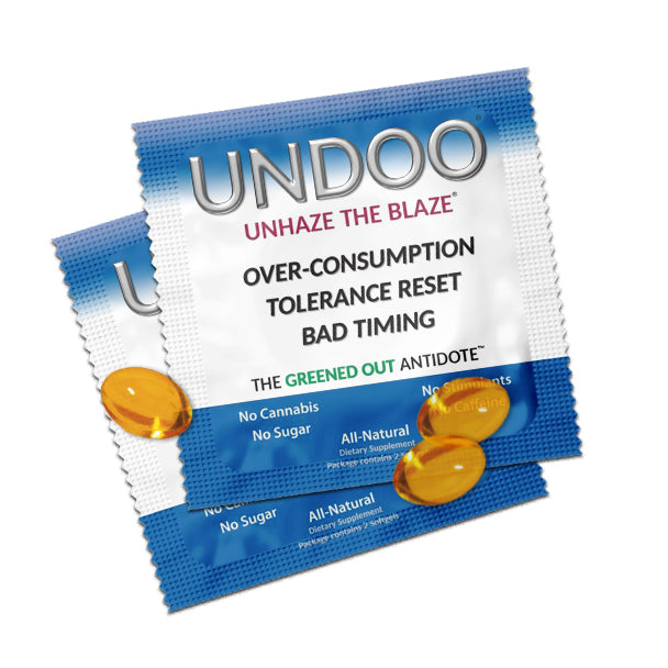 Packets of 2 UNDOO® Softgels