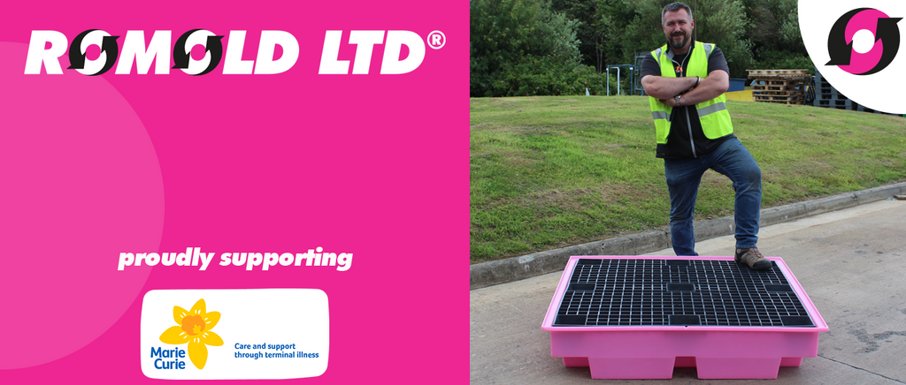 Romold Proudly Support Breast Cancer Awareness Month