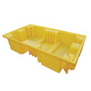 IBC Spill Pallet (For 2 x 1000ltr IBCs (no Deck)) - BB4