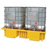 BB4 - 2 x 1000ltr IBC, no deck