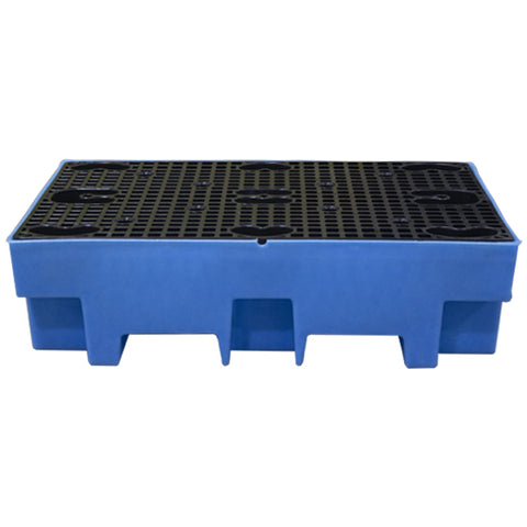 Drum Spill Pallet - BP2 (Light Blue)