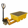 Spill Pallet With 4 way FLT Access (For 2 x 205ltr Drums) - BP2FW