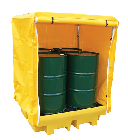BP4C - 4 x 205ltr drums