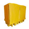 Covered Spill Pallet (For 8 x 205ltr Drums) - BP8C