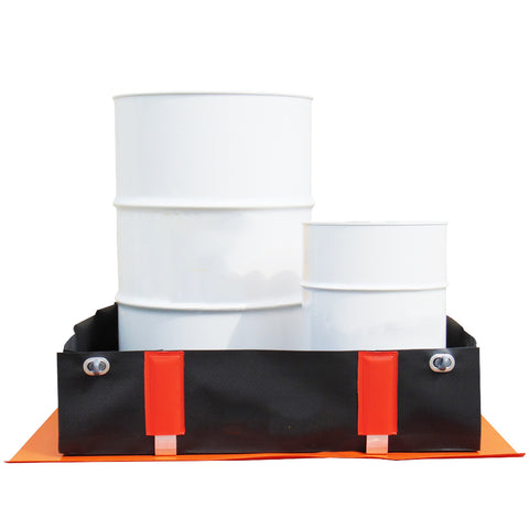 Multi Function PVC Containment Bund Liner (1000x1000mm) - EB1L