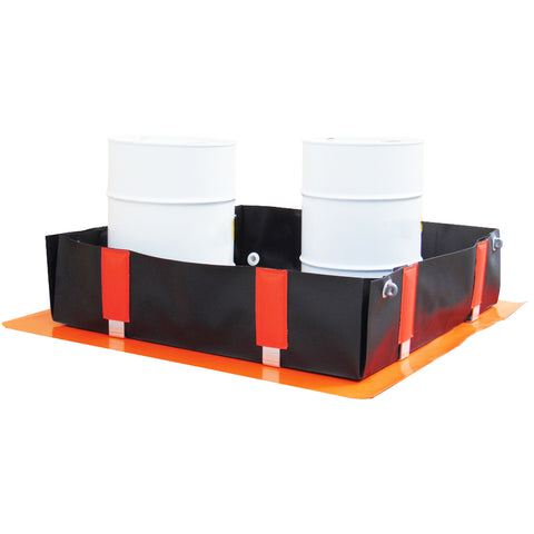 Multi Function PVC Containment Bund - EB1