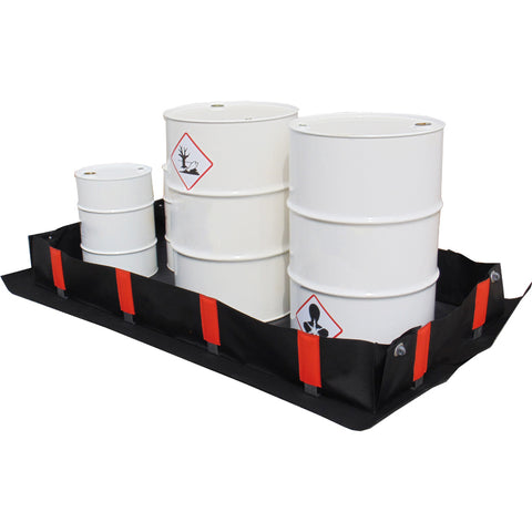 Multi Function PVC Containment Bund - EB2