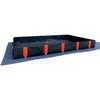 Multi Function PVC Containment Bund Base Mat (3000x2000mm) - EB4M
