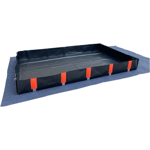 Multi Function PVC Containment Bund (2500x1500x250mm) - EB4