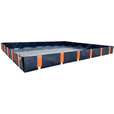 Multi Function PVC Containment Bund (3000x2500x250mm) - EB5