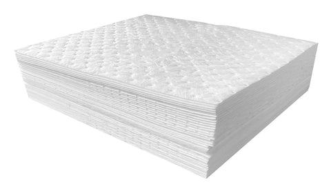 Oil Selective Absorbent Pads - OSPRM100-100
