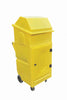 Lockable Cabinet (On Wheels With Roll Holder) - PMCL4
