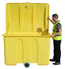 Poly Storage Bin on Wheels (With 1400ltr Capacity) - PSB3W
